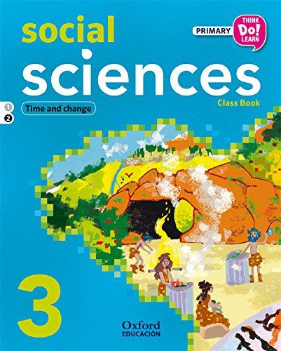 Think Do Learn Social Science 3º Libro del Alumno Modulo 2 - 9788467383348