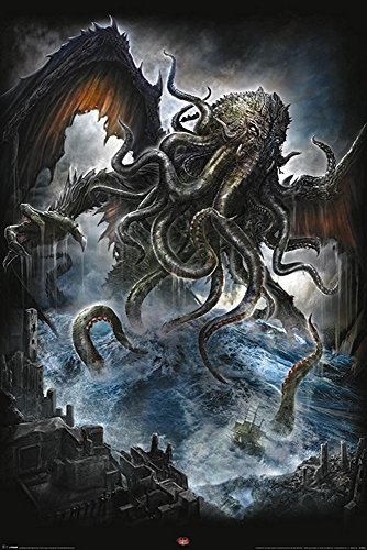empireposter 743565espiral–Cthulhu–Fantasy, máximo...