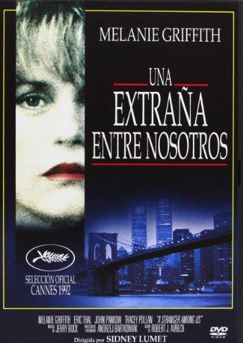una-extrana-entre-nosotros-dvd