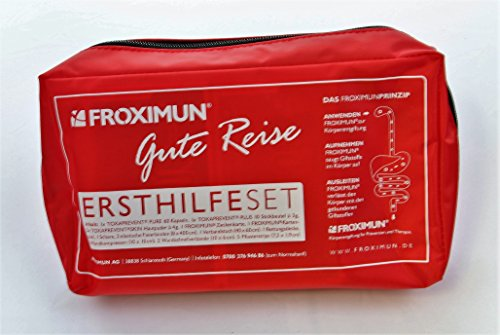 FROXIMUN Gute Reise - Erste Hilfe Set