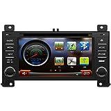 Rupse Autoradio Stereo GPS Navigation DVD For 2011-2013 Jeep Grand Cherokee DVD DVD Player With Radio/BT/Ipop/SD/Handsfree GPS Navigation System