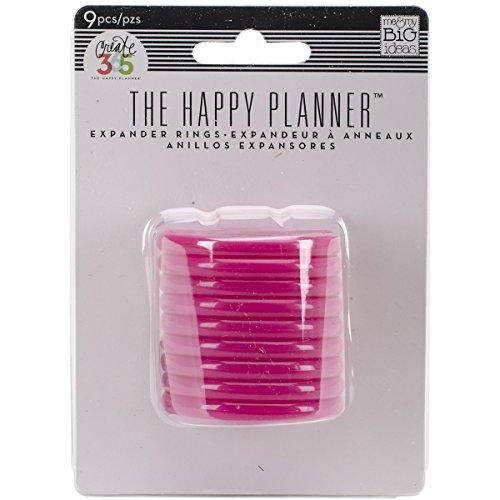 Unbekannt me & My Big Ideas Create 365 The Happy Planner Expander Ringe, Pink -