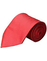QBSM Corbata de Poliéster para Hombres ancho 8 cm - hecho a mano