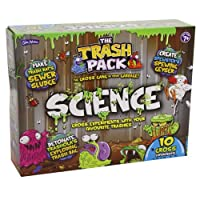 John Adams Science The Trash Pack