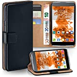 Pochette OneFlow pour Alcatel Onetouch Idol 3 (4.7 Zoll) housse Cover avec fentes...