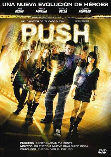 Push (Ed.Esp.) (Import) (Dvd) (2009) Dakota Fanning; Camilla Belle; Chris Evans;
