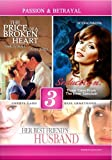 The Price of a Broken Heart / Seduction / Her Best Friend's Husband - 3 DVD Collection by Cheryl Ladd