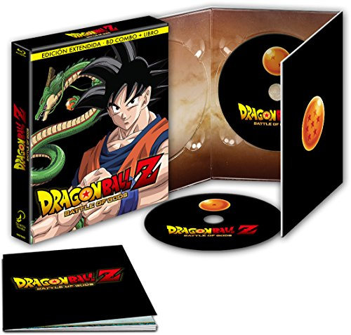 Dragon Ball Z: Battle Of Gods - Edición Extendida Coleccionista [Blu-