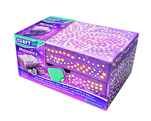 Craft Time C7251 Mosaics My Pretty Jewellery Box