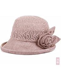 3217310b8237c YANGFEIFEI-MZ Regalo para mamá Regalo para la abuela Sombrero de mujer de  mediana edad