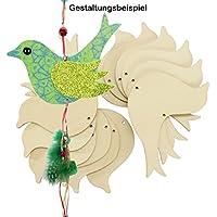 Suchergebnis Auf Amazon De Für Holz Vogel Basteln Malen Nähen