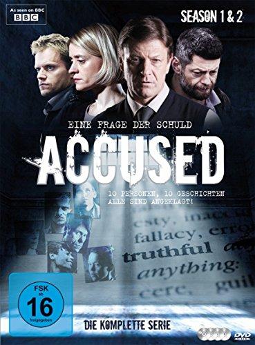 Accused – Eine Frage der Schuld - Die komplette Serie (4 DVDs)
