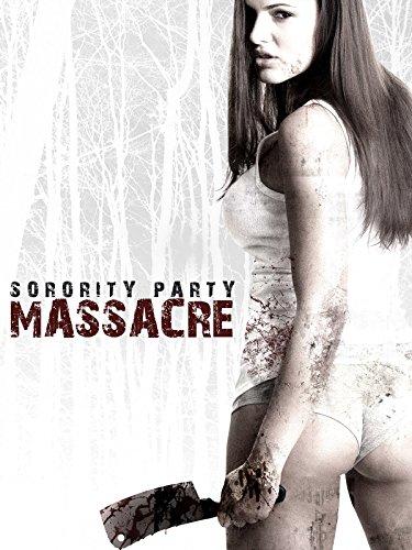 Sorority Party Massacre Cover