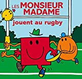 Les monsieur madame jouent au rugby by Roger Hargreaves (2015-08-26) - Hachette Jeunesse - 26/08/2015