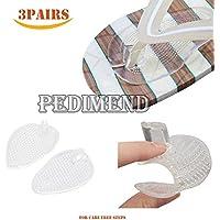 pedimend 's 6of Silikon selbstklebend Sandale Protektoren–Zehenschutz Kissen–Vorderfuß Einlegesohlen Pads... preisvergleich bei billige-tabletten.eu