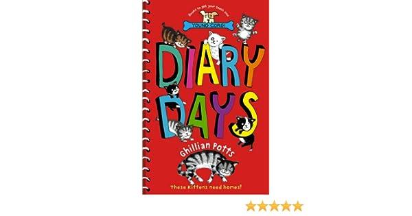 diary days potts ghillian