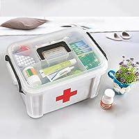 Große Familie Medizin Box Plastik Multi - Layer Erste Hilfe Kit Gesundheit Box Medizin Aufbewahrungsbox Haushalt... preisvergleich bei billige-tabletten.eu