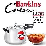 Hawkins Contura Pressure Cooker, 6.5 litres