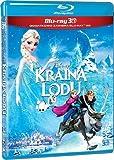 Frozen / Kraina lodu 3D (Disney) [PL Blu-Ray 3D & Blu-Ray]