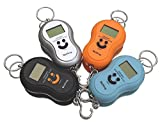 #9: Buy India Portable Electronic Luggage Scale 50kg (Multicolor)