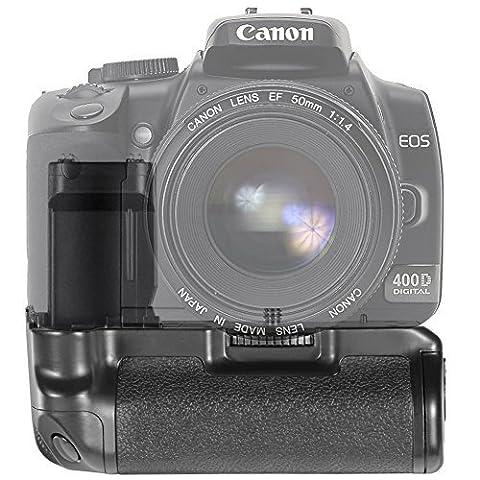 BestDealUK Battery Grip For Canon EOS 350D, 400D/Rebel XT,