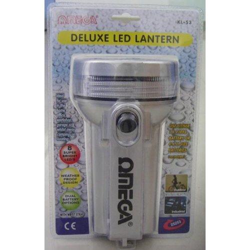 omega-25253-deluxe-led-large-lantern-battery-powered-torch-pj996-grey-flashlight