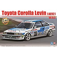 TOYOTA COROLLA Levin AE92 1988 Taille A 1 : 24 Model Kit Kit ...