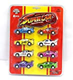 Smiles Creation Set Of 8 Colorful Pull B...