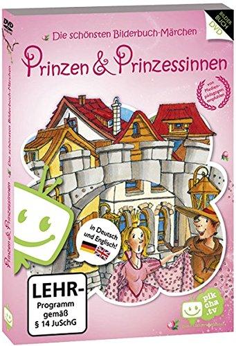 Prinzen & Prinzessinnen - Bilderbuch-DVD