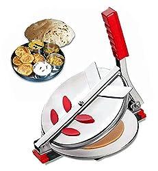 Stainless Steel Puri Machine / Puri Press / Papad Maker / Roti Press / Chapati Press Made from stainless steel