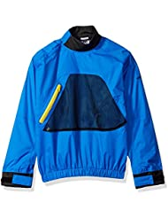 Helly Hansen Jr Dinghy Smock Top - Chaqueta infantil, color azul, talla 14