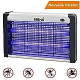 HiEHA Lampe Profitez d'un Environnement sans Produits Chimiques et sans Insectes Moustique, 4W Anti Volants, Gray
