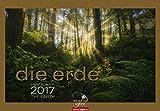 Die Erde - Platin Edition limitierte Auflage - Kalender 2017 - Weingarten-Verlag - Marc Adamus - Wandkalender - 98 cm x 68 cm