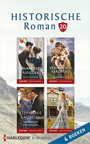 Historische roman e-bundel 20 (Dutch Edition)