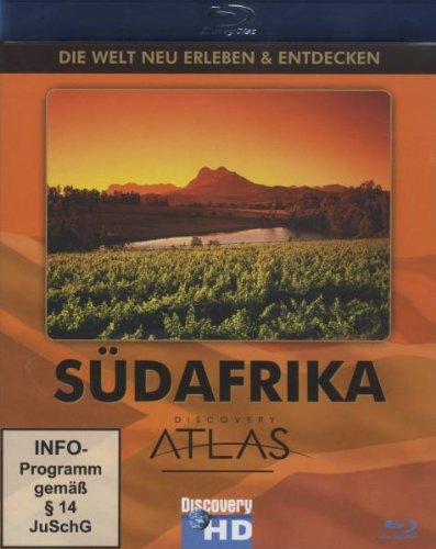Bild von Südafrika - Discovery Atlas [Blu-ray]