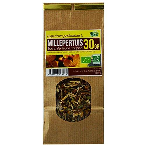 Tisane Millepertuis Bio - 30 gr