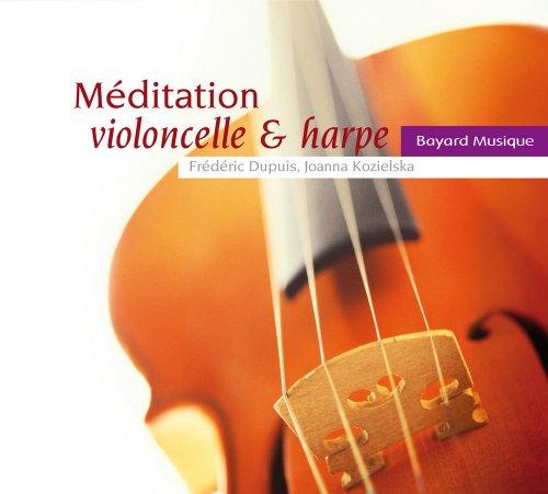 Méditation violoncelle et harpe