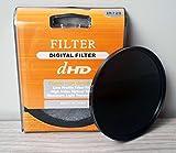 FILTRO INFRAROSSO IR-720 dHD DIAMETRO 77 in vetro ottico di elevata qualita'