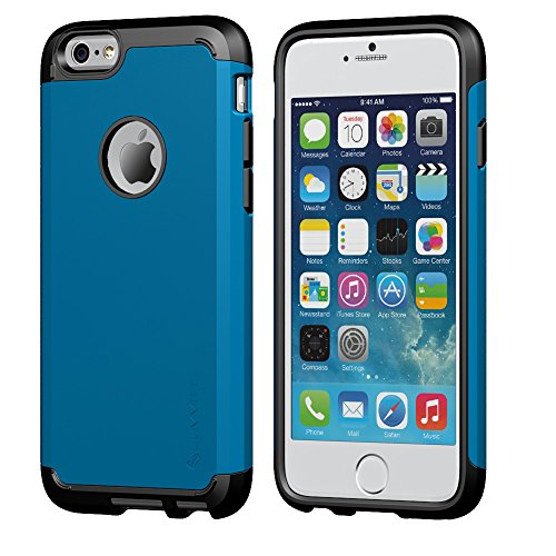 luvvitt [Ultra Armor], Case Best Heavy Duty Dual Layer Tough Cover für Apple iPhone 6 Plus/iPhone 6S Plus (5,5) (Luvvitt Ultra Armor Iphone 6 Plus)