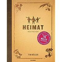 Heimat: Kochbuch. Mit über 120 Rezepten, in hochwertiger Ausstattung mit Leineneinband, Goldfolienprägung und…
