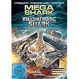 Mega Shark vs. Mechatronic Shark - Monster vs. Metall
