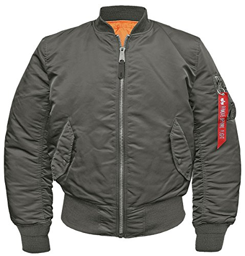 MA1 Fliegerjacke repl. grey - XL