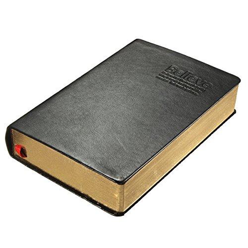 LaDicha Vintage Dicke Papier Notebook Leder Bibel Tagebuch Buch Zeitschriften Agenda Planer Schule Büro Liefert