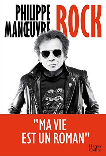 Rock - Philippe Manoeuvre (2018) sur Bookys