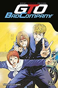 Gto Bad Company Edition simple Tome 0