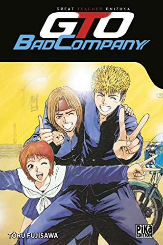Gto Bad Company Edition simple One-shot