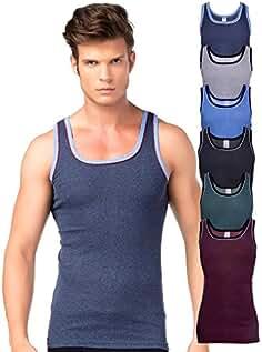 neuer & gebrauchter designer am besten geliebt reich und großartig Suchergebnis auf Amazon.de für: Herren Unterhemden Farbig