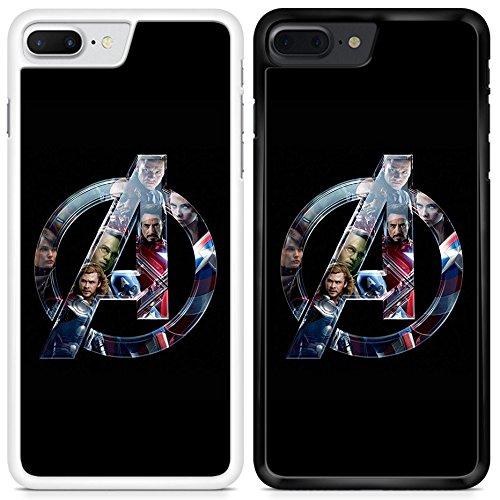 AVENGERS kundenspezifische Printed Handyhülle für Samsung Galaxy S8 plus av11