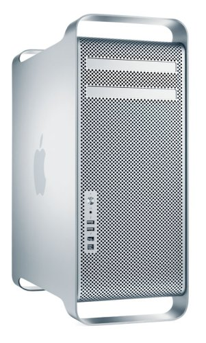 Apple Mac Pro Desktop PC (Intel Quad Core Xeon 2.66GHz,1GB RAM, 250GB HDD, Geforce 7300GT)