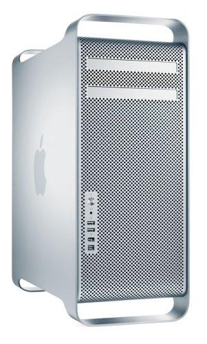 Preisvergleich Produktbild Apple Mac Pro Desktop PC (Intel Quad Core Xeon 2.66GHz, 1GB RAM,  250GB HDD,  Geforce 7300GT)